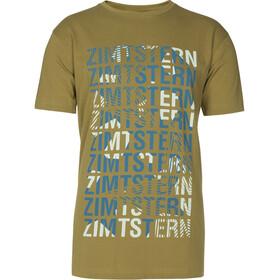 Zimtstern TSM Rerunz T-Shirt Men Moss